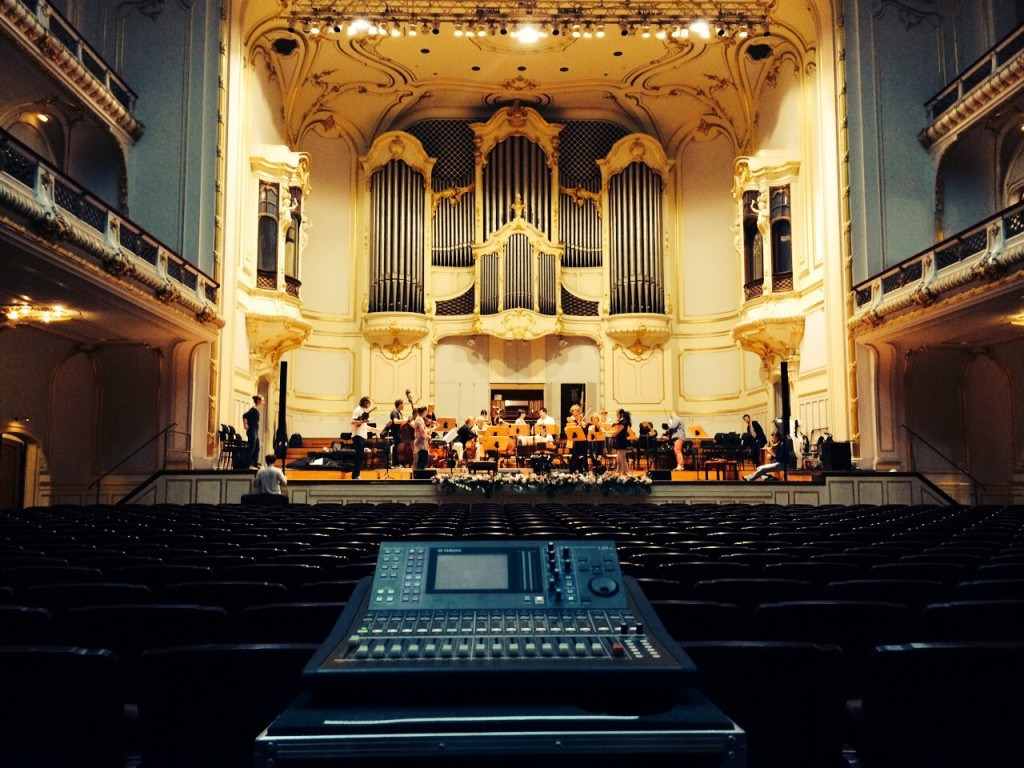 Ensemble Resonanz / Laeiszhalle Hamburg